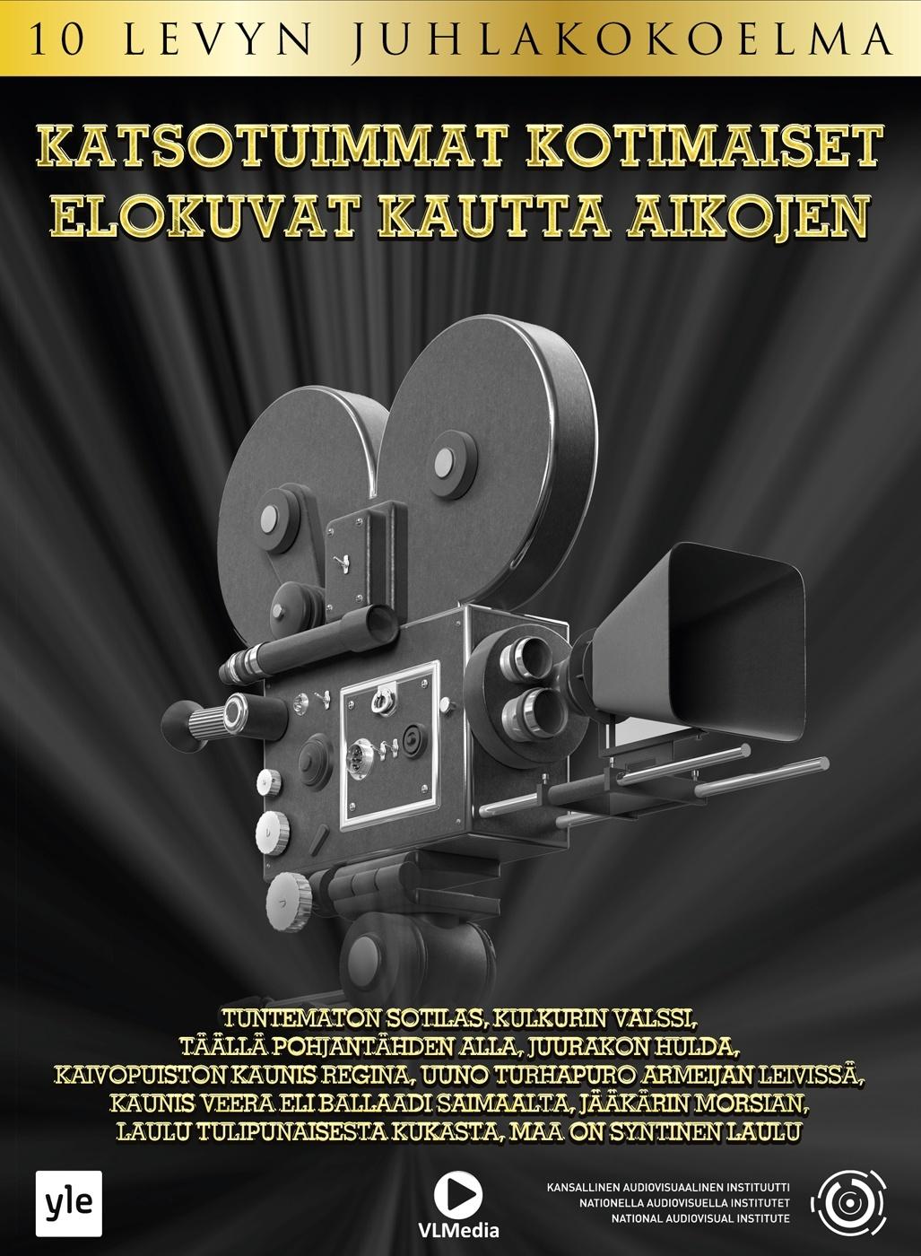 kotimaiset elokuvat 2015 Kajaani