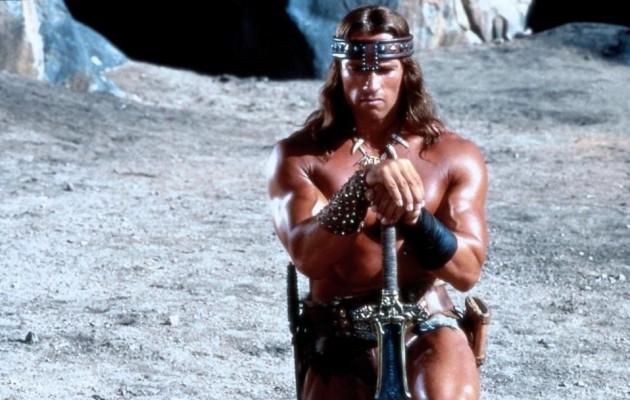 Arnold Schwarzenegger ei palaa barbaariksi: The Legend of Conan on hyllytetty