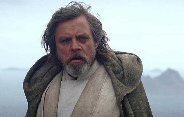 """Mark Hamill julkaisi historiallisen Star Wars -kuvan: """"Ensimmäinen otos Luke Skywalkerista"""""""
