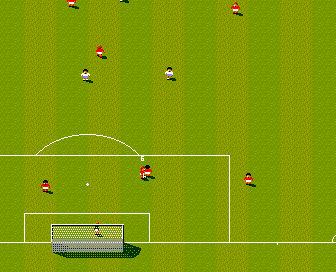 Sensible Soccer (Amiga, 1992)