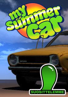 how to drive a car my summer car