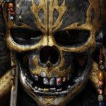"""Uudet Pirates of the Caribbean 5 -julisteet: """"Nyt ei ole Photoshopissa säästelty"""""""