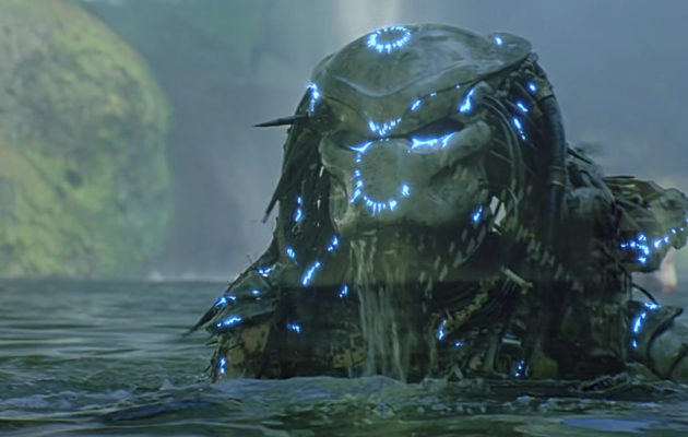 Scifi-veteraani Edward James Olmos mukaan uuteen Predator-leffaan