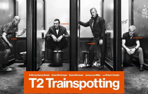 Arvostelut: Ensi-illassa Trainspotting 2 ja kaksi muuta neljän tähden elokuvaa