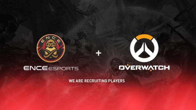 Suomalainen ENCE eSports hakee pelaajia tulevaan Overwatch-joukkueeseensa