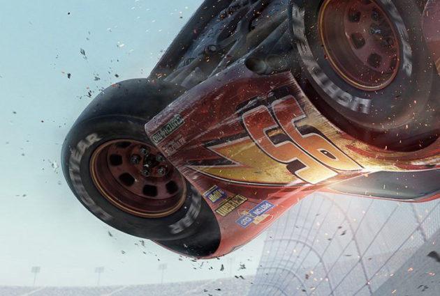 Pixar jatkaa synkistelyä: Uusi Cars 3 -juliste on silkkaa Fast & Furiousia