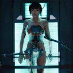 Scarlett Johanssonin tähdittämän Ghost in the Shellin tuore juliste esittelee geisha-robotin
