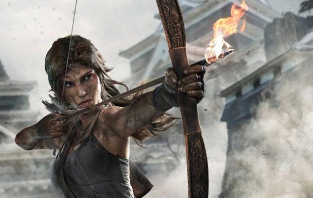 Ensimmäiset viralliset kuvat uudesta Lara Croft – Tomb Raider -elokuvasta
