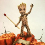Guardians of the Galaxy Vol 2:n uusi juliste: söpö ja aika hemmetin pelottava