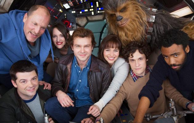 Han Solo ei ole Han Solon oikea nimi, vihjasi Disneyn toimitusjohtaja