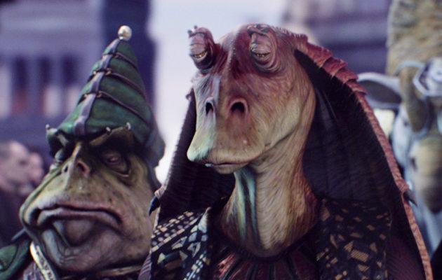 Uutuuskirja paljastaa: Star Wars -inhokki Jar Jar Binksillä menee harvinaisen huonosti