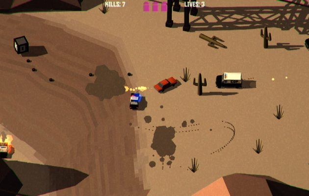 Pako – Car Chase Simulator