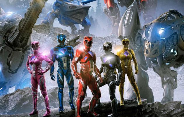 USA:n TOP 10 -elokuvat: Power Rangers teki yllättävän kovan tuloksen