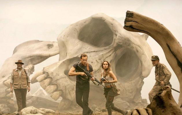 Kuvat: King Kong ei suinkaan ole Kong: Skull Island -elokuvan ainoa hirviö