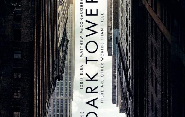 Stephen Kingin Musta torni -elokuvan julisteeseen on nähty vaivaa