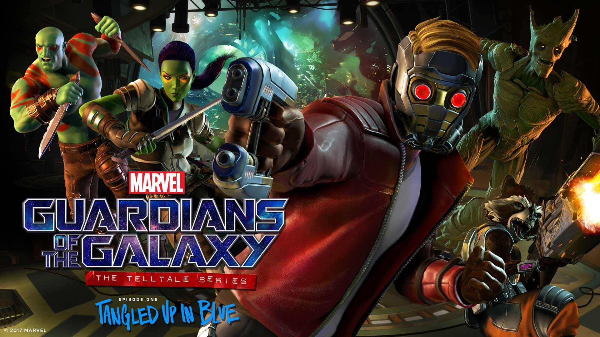 Guardians of The Galaxy: The Telltale Series, Already on Sale Its First Episode in Google Play