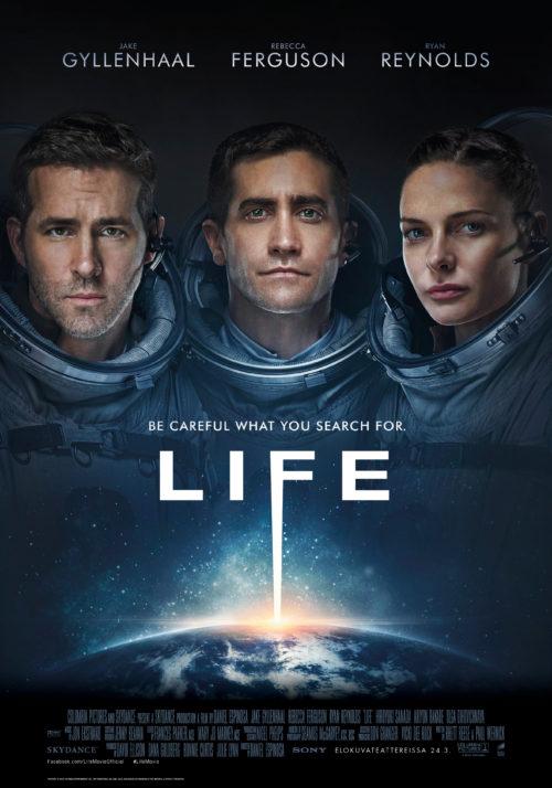 Arvostelu: Life on viihdyttävää ja komean näköistä avaruusscifiä
