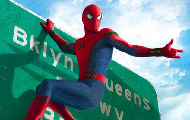 Korppikotka pääsee irti Spider-Man: Homecomingin uudessa trailerissa