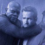 Kuva: Samuel L. Jackson kieli poskella – The Hitman's Bodyguardin juliste kumartaa Kevin Costnerille
