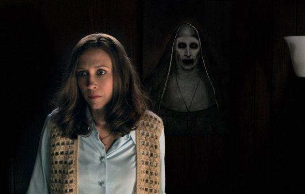 The Nun -kauhuelokuva keskittyy The Conjuring 2:n demoninunnaan