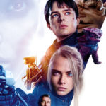 Uusi juliste Luc Bessonin scifi-elokuvasta Valerian and the City of a Thousand Planets