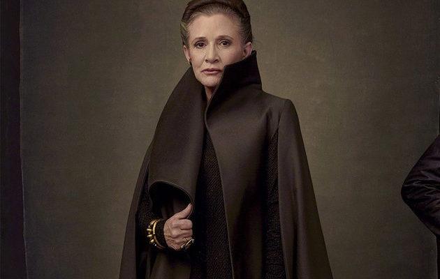 Carrie Fisherin kuolema pilasi Disneyn Star Wars: Episode IX -suunnitelmat täysin