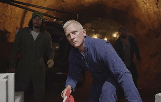 Daniel Craig palaa valkokankaalle uudella Logan Lucky -leffalla – traileri ja juliste julkaistu