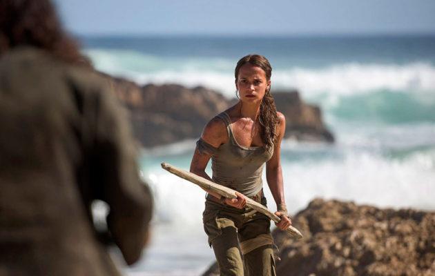 Alicia Vikanderin tähdittämän uuden Tomb Raider -leffan kuvaukset saatiin päätökseen