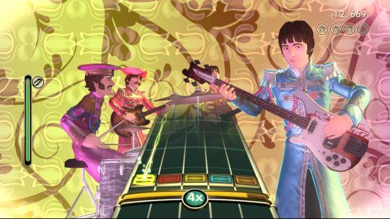 The Beatles: Rock Band (PS3, Wii, Xbox 360) | Muropaketti com