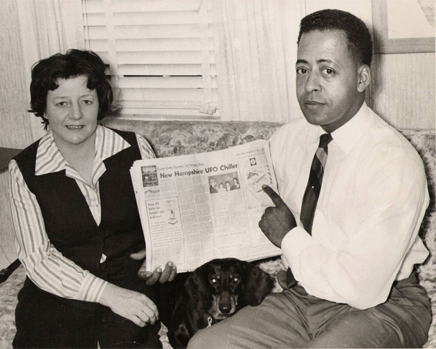 Betty ja Barney Hill