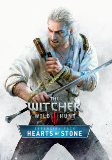 The Witcher3HeartsofStone_arv_0kansi
