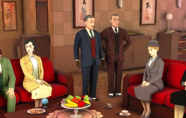 agatha christie the abc murders ennakko mac pc ps4 xbox one. Black Bedroom Furniture Sets. Home Design Ideas