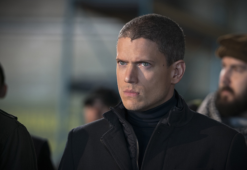 Legends of Tomorrow / Wentworth Miller
