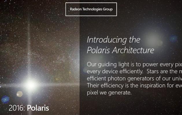 AMD Polaris-arkkitehtuuri