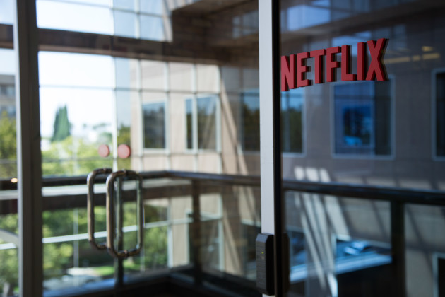 Netflix Office Interiors
