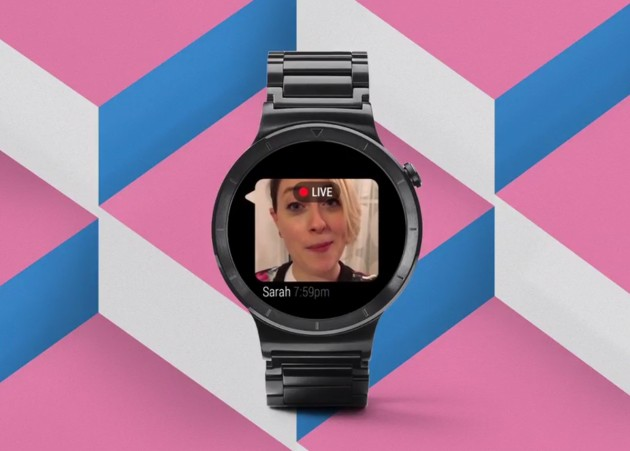 androidwear15videomessage