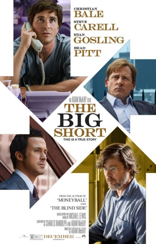 big short juliste