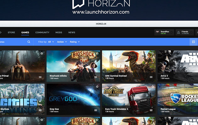Horizon Launcher