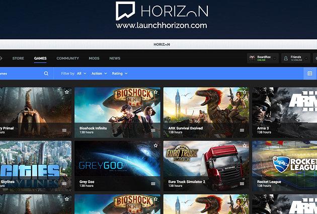 Horizon Launcher