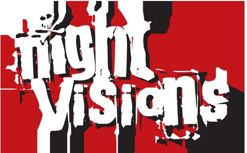 Night Visions -logo
