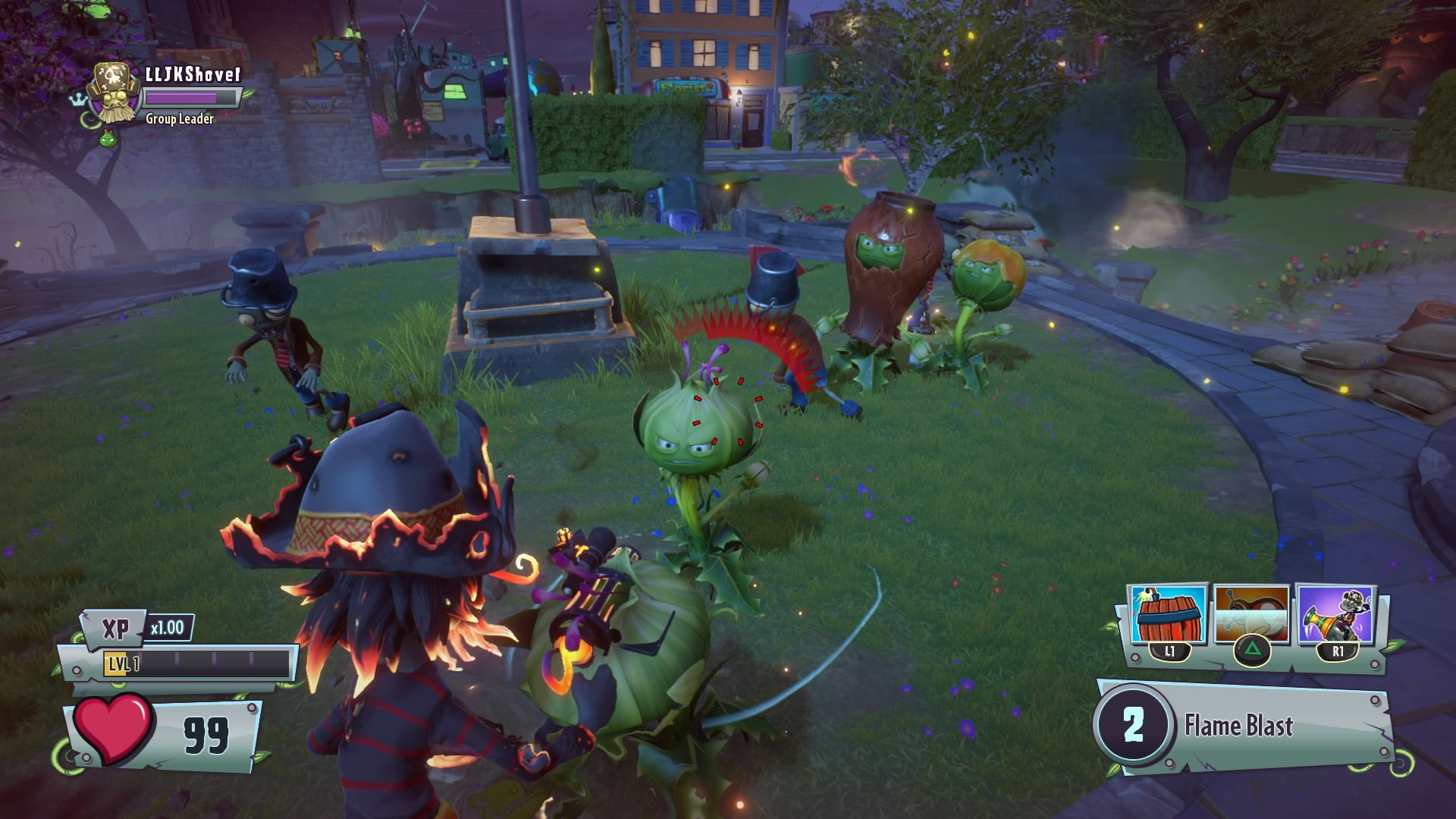 Plants Vs Zombies Garden Warfare 2 On Alkuvuoden