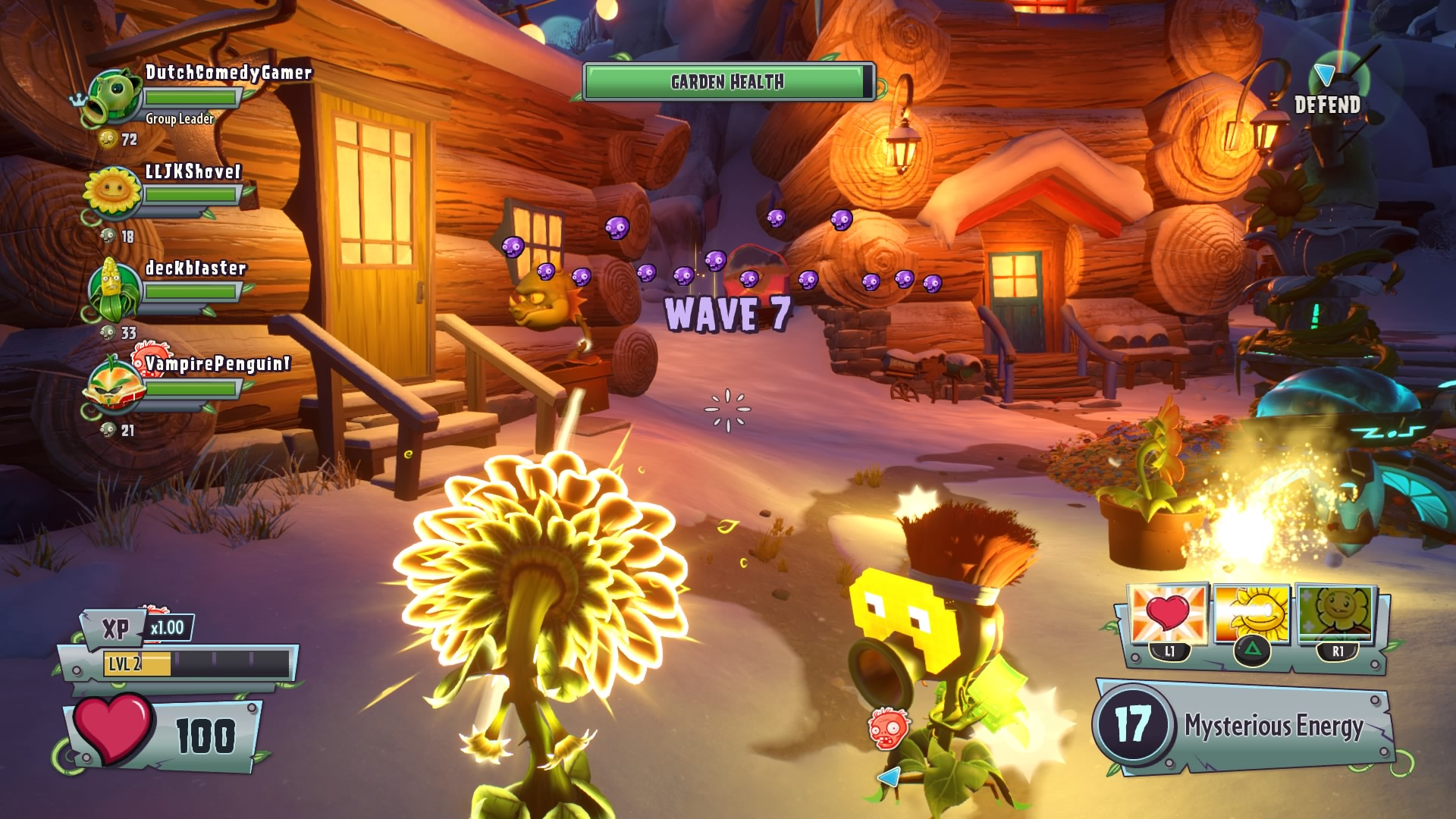 Plants Vs Zombies Garden Warfare 2 On Alkuvuoden Hauskimpia Nettir Iskint J Pc Ps4 Xbox One