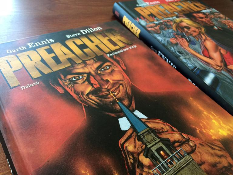 Preacher-sarjakuva