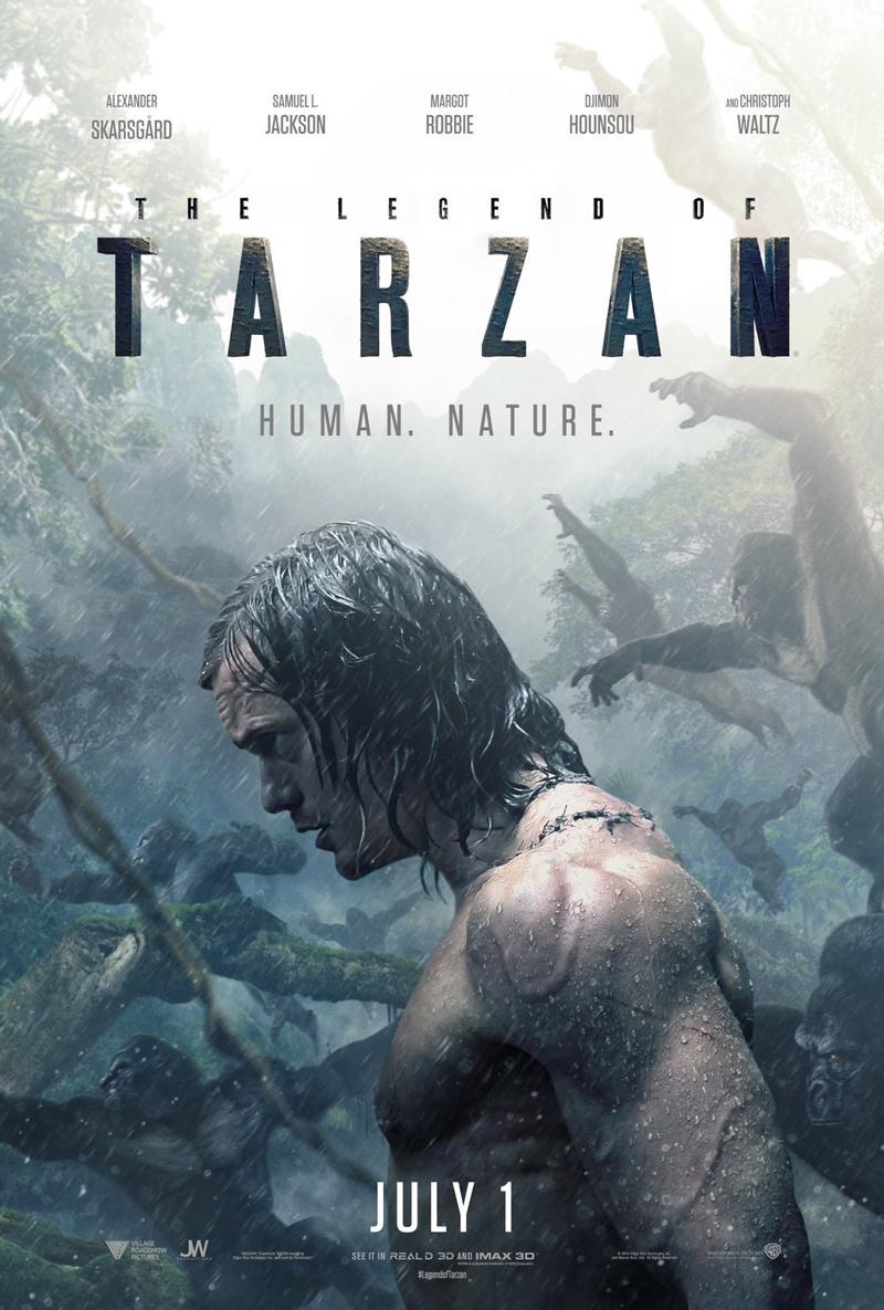 Tarzanin legenda