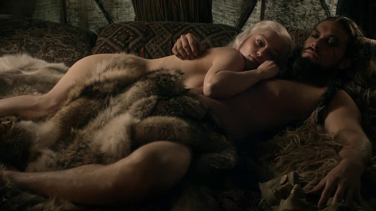 Emilia clarke is sick and tired of talking about game of thrones nude scenes