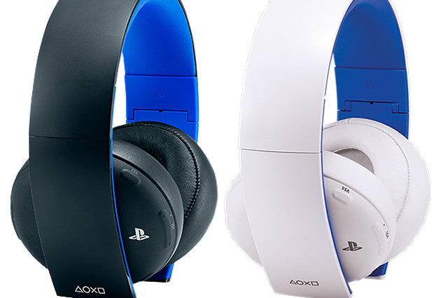 PlayStation Wireless Stereo Headset 2.0