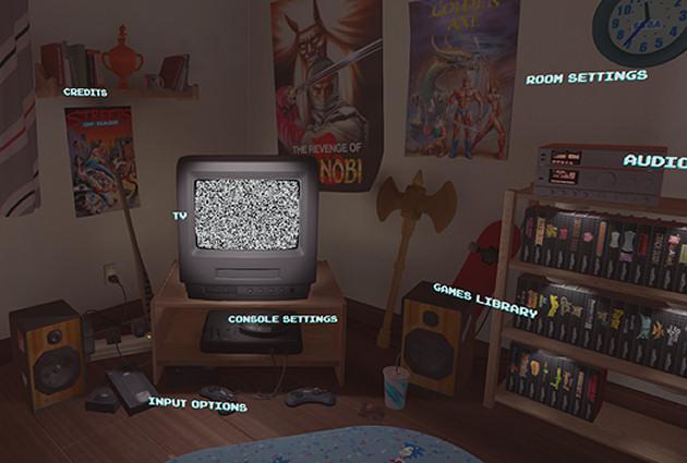 SEGA Mega Drive Classics Hub