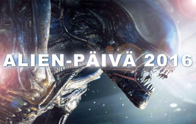 Alien-päivä 2016