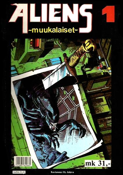 Alien-sarjakuva