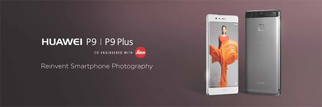 Huawei P9 ja P9 Plus